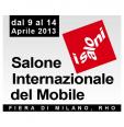 Salone del Mobile, Miláno 2013