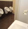 toalety -  Golfový klub Praha, 2013