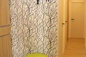 Vstupní chodba, koupelna a wc - Praha 13, 2014